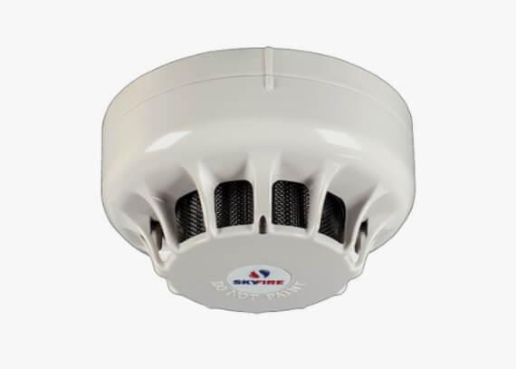 Detector de calor e fumaça