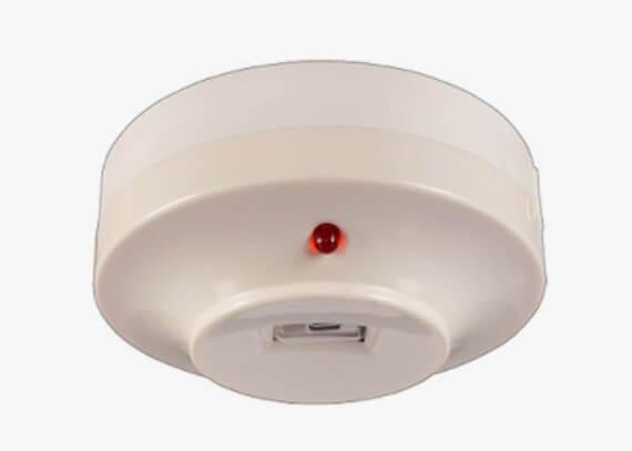 Detector de chama endereçável