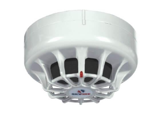 Detector de incêndio térmico