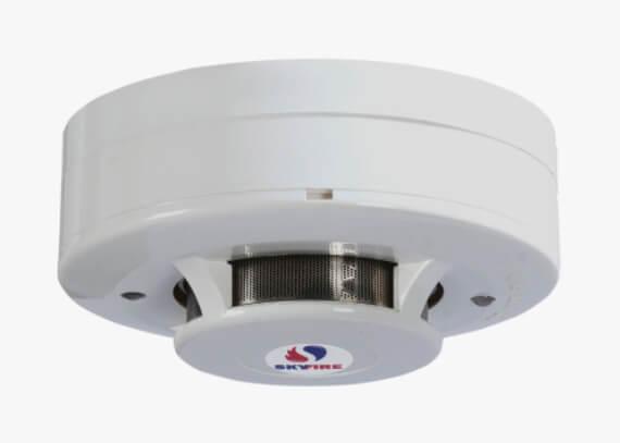 Detector de temperatura endereçável
