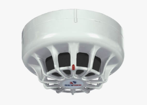 Detector termovecimétrico endereçável