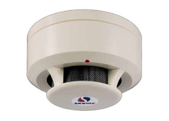 Detectores de incêndio inteligentes