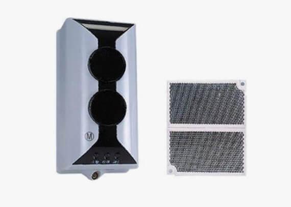 Sistema de detecção de fumaça