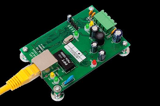 NET-485 - Placa Ethernet