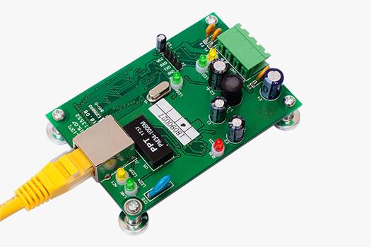 Placa Ethernet
