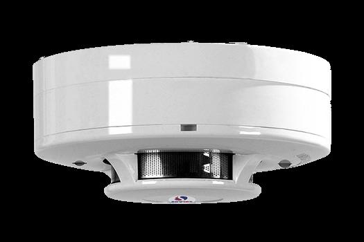 ML802-424 - Detector de Fumaça Óptico Convencional com Saída de Relé