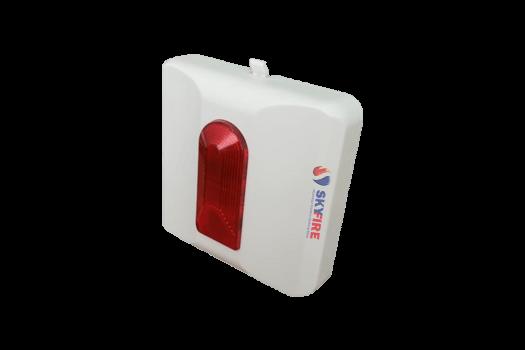 JTY-GD-501 - Detector de Fumaça Endereçável Entreforro