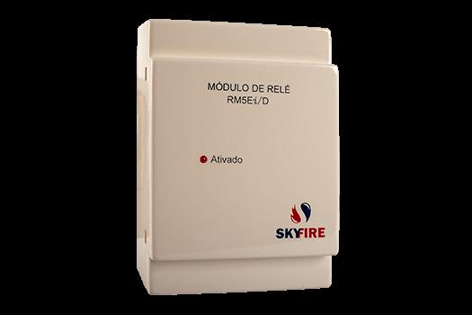 RM5Ei/D - Módulo de Relé para Controle Externo