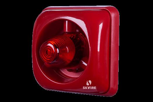 SRN-AV/C - Sirene Audiovisual Convencional